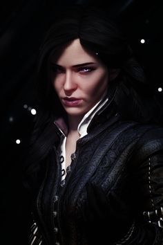 Yennefer - Popular Netflix Movies,Series and Cartoons Suggestions Witcher 3 Yennefer, Yennefer Of Vengerberg, Witcher Art, The Witcher Game, Wolf, Skyrim Mods, Blood Elf, Games Images, Cool Cartoons