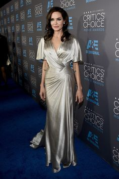 Atelier Versace - Style Crush: Angelina Jolie on the Red Carpet  - Photos