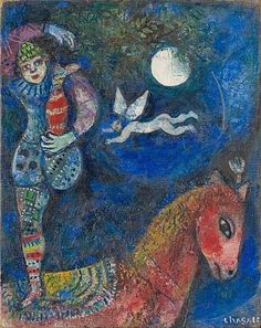 Resultado de imagem para marc chagall pinturas
