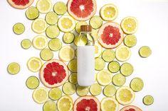 Soma Glass Water Bottle — The Dieline - Branding & Packaging Design