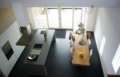 Villa voor Trompettist Almere NL | Arc2 architecten