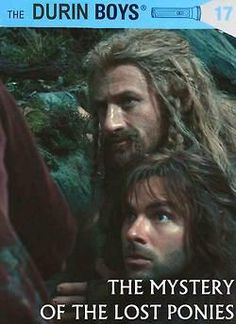 The Durin Boys - Mystery of the Lost Ponies