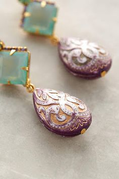 Elegant and retro Anthropologie Jewelry