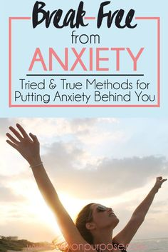 Are you struggling with Anxiety? Put it behind you NOW, with these tips from…