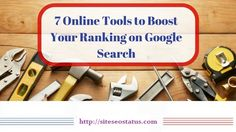 Site Seo Status: Why do you need SEO services to boost your busines...