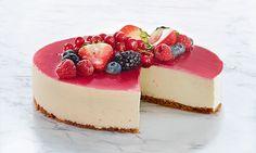 juustokakku - Google-haku Panna Cotta, Cinnamon, Bakery, Cheesecake, Vanilla, Ethnic Recipes, February 2016, Desserts, Food