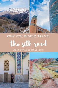 TRAVELLING SOLO THROUGH THE SILK ROAD - Three months ago, I took a 2.5 month trip through the Silk Road, a ancient network of trade routes, starting from China, I went through Kyrgyzstan, Tajikistan, Afghanistan, Uzbekistan and finally Turkmenistan and it was honestly the most unforgettable trip I have ever had traveling. The rawness of the hospitality and kindness was beyond any words that I can describe. By Sophia Kim for http://WeAreTravelGirls.com