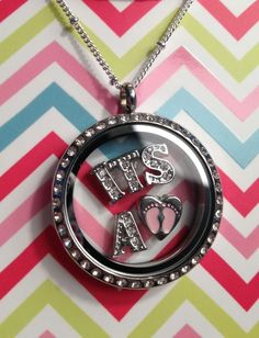 It's a girl!! Baby shower gifting made easy! Shower a mom-to-be with an Origami Owl locket that will be cherished forever!