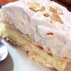 ΜΑΓΕΙΡΙΚΗ ΚΑΙ ΣΥΝΤΑΓΕΣ: Γλυκό ψυγείου με κρέμα λεμόνι !!!