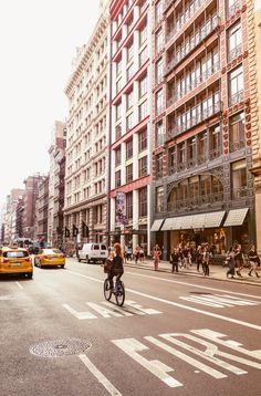 Soho - New York City - QX100 Photos, Interface, and Menus | NY Through the Lens - New York City Photography