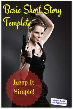 Basic Short Story Template: Keep It Simple! -- readers asked for a simple, but powerful, short story template, so here you go - http://www.justwriteabook.com/blog/self-publishing/basic-short-story-template-keep-simple/ #fiction