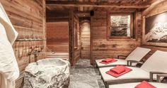 SPA & Fitness in der Hahnenkamm Lodge Kitzbühel