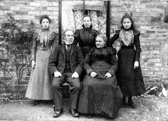 Family portrait 1890s