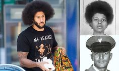 Colin Kaepernick donated $25K to group honoring convicted cop killer I See Stupid People, Power To The People, America Tumblr, Assata Shakur, Rage Against The Machine, Colin Kaepernick, Someone Like You, I Want To Know, National Anthem