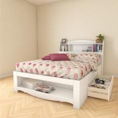 Full Size Reversible Bed