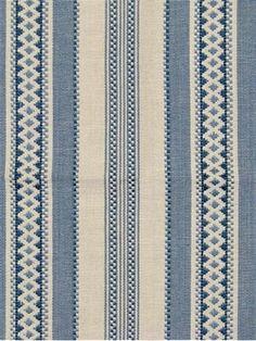 Alpine Stripe Blue