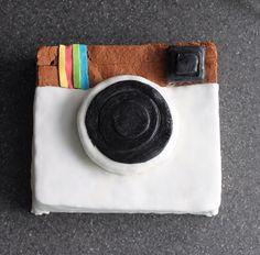 Intagram cake