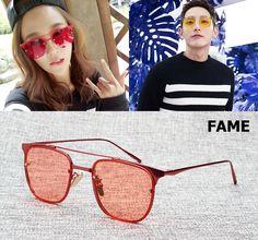 f93c10259 JackJad 2017 New Fashion Tint Ocean Lens FAME Sunglasses Women Men Brand  Design Popular Style Sun Glasses Oculos De Sol Feminino-in Sunglasses from  Men's ...