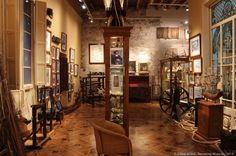 Das Hasch- und Hanfmuseum in Barcelona ist wirklich interessant - sowohl die Architektur, als auch die Sammlung :D