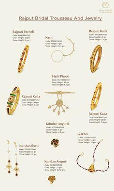 Rajasthani  Bridal Jewellery