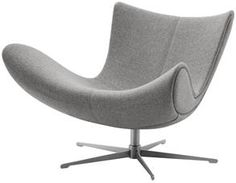 Modern Armchairs   Contemporary Armchairs   BoConcept Set Of 2 In The Bar  Area With A Small Table