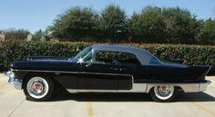 Cadillac Eldorado Brougham 1957 profiel