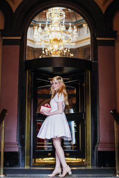 Outfit: Fashion Tea at the Merchant Hotel - A Clothes Horse