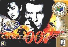 goldeneye 007 james bond game system #nintendo #n64 n 64 nes hq from $20.99