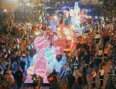 La Dia de Los Reyes en Madrid