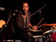 Featured American drummer, Steve Jordan.