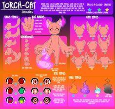 Torch-Cat [ GUIDELINE ] by Piruu-Adopt