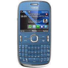 Smartphone #Nokia Asha 302 com R$ 250 de desconto!