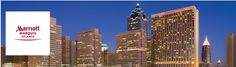 Marriott Marquis Atlanta - one of the Coverings 2013 official hotels - visit www.coverings.com to book your room today.