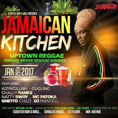 @scratchbar254 #at254 #entertainment #deggedeggereggaesunday #nairobi #january #capricorn #sunday #hangout #live #guys #bosslady #diva #divas #happy #food #kenya #tag2post #bestdj #ciroc #shots #beer #reggae #jamicankitchen