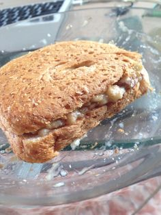 Dica da Paty: sanduíche de banana com canela no pão integral