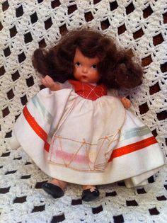 Mom's childhood Storybook doll, circa 1938.