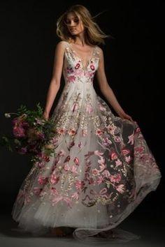 Temperley London   As Novidades do Bridal Fashion Week – Outono de 2017   Casamenteiras