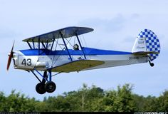 Stampe-Vertongen SV-4B aircraft picture
