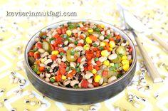 Börülce Salatası Tarifi Nasıl Yapılır? Kevserin Mutfağından Resimli Börülce Salatası tarifinin püf noktaları, ayrıntılı anlatımı, en kolay ve pratik yapılışı.