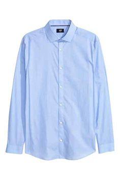 Cotton shirt Slim fit