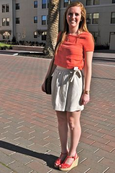 Courtney in Coral | Her Campus