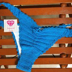 Detalhes do Empina bumbum  R$80,00 a calcinha #empinabumbum #crochet #biquinidecroche #boho #handemade