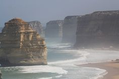 The Great Ocean Road- 12 Apostles - Photography by Kunal Chitnis