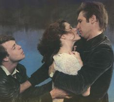 Mark Hamill, Carrie Fisher, Harrison Ford. | I remember having this issue of Rolling Stone!  I wish I still had it...  :o/