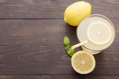 Dr. Sandy's recipe for a refreshing and delicious lemonade slushy is sweetened with stevia, so it's technically sugar-free.