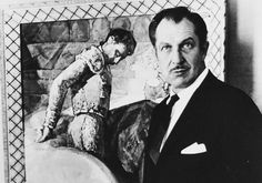 """He really did have this deep belief that art could help you live a happier life."" — Vincent Barrett Price reflecting on his father, Vincent Price"