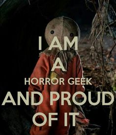 Yeah, I am. I'm down with yelling at the characters to run like fools!