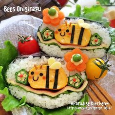 Onigirazu, Cute Bento, Bento Box Lunch, Sushi Rolls, Cute Food, Food Pictures, Avocado Toast, Food Art, Nom Nom