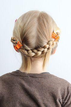5 Minute School Day Hair Styles | Hair style