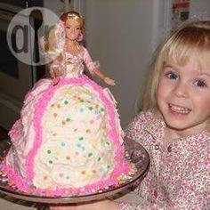 Prinzessin-Kuchen, prinzessinkuchen, Prinzessintorte, Kindergeburtstag ...